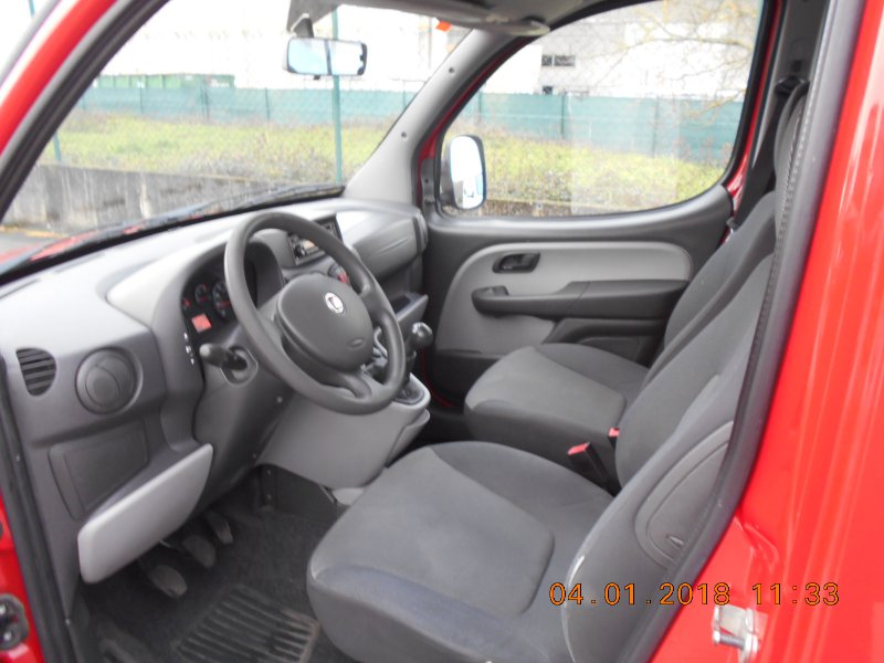 Fiat Doblò Combi 1.3 Multijet Active