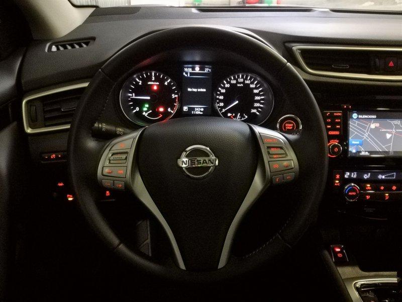 Nissan Qashqai 1.6dCi S&S 4x2 XTRONIC TEKNA