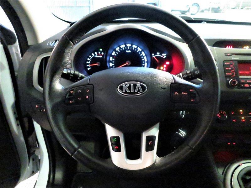 Kia Sportage 1.6 GDI 4x2 Concept