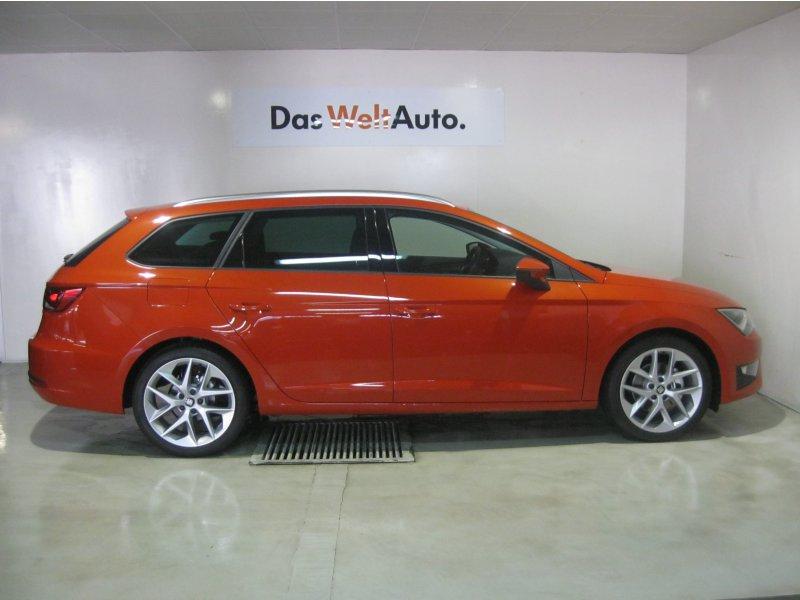 SEAT Nuevo León ST 2.0 TDI 150cv St&Sp FR Advanced