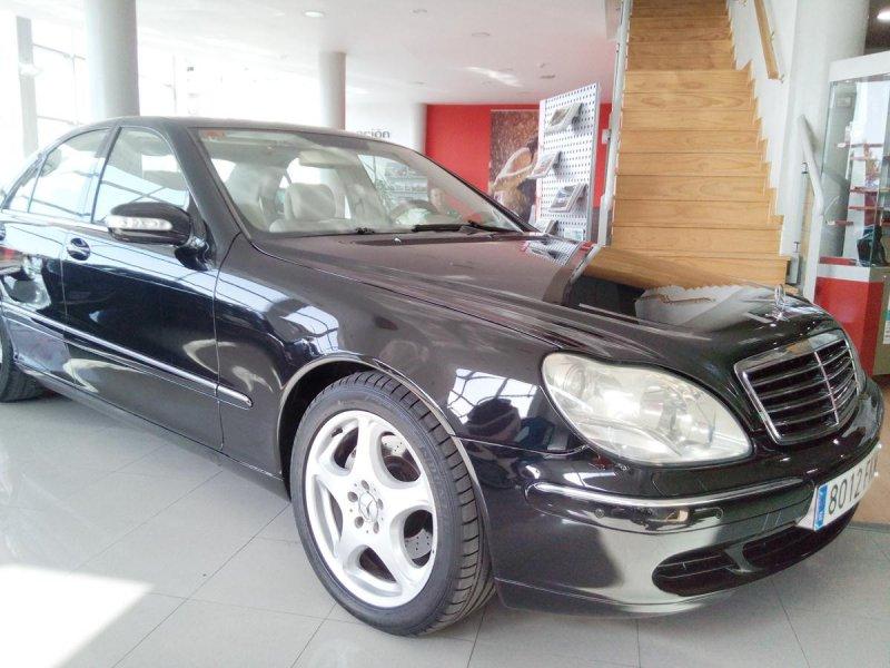 Mercedes-Benz S 320 S320 (224CV.) 6Cilindros Aut. Elegance