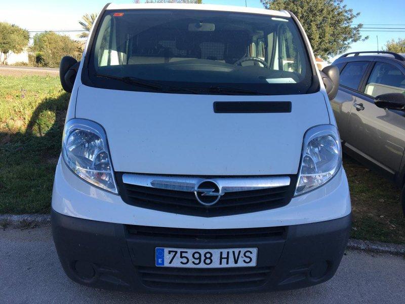 Opel Vivaro 2.0 CDTI 114 CV L1 H1 2.7t Edition