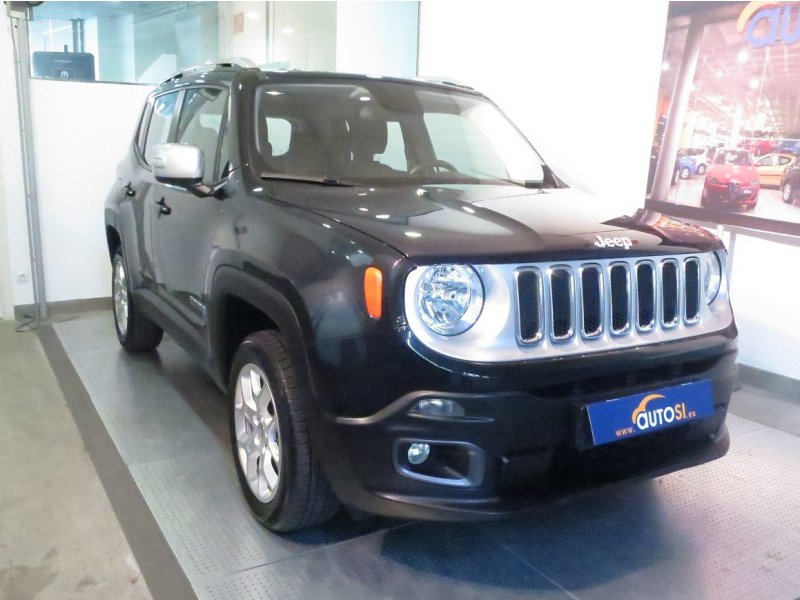 Jeep Renegade 2.0 Mjet 4x4 140 CV Active Drive Limited
