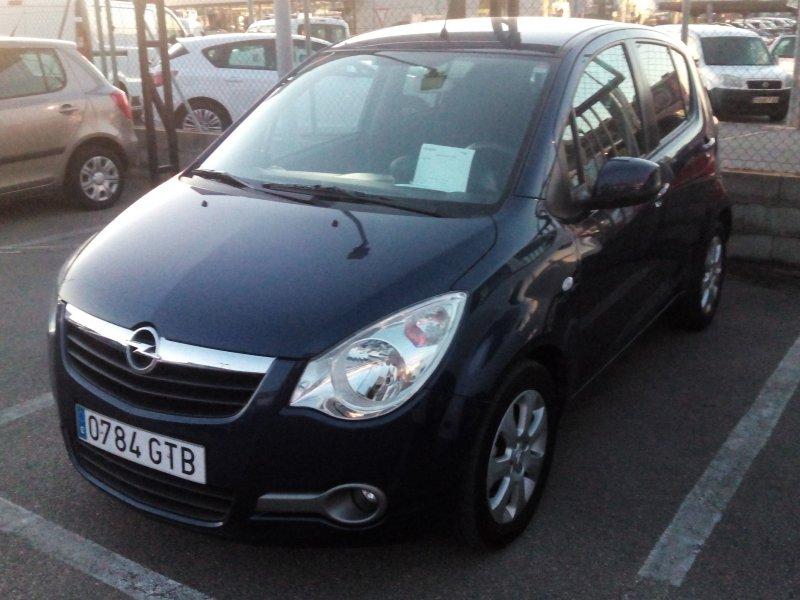 Opel Agila 1.2 16V Enjoy