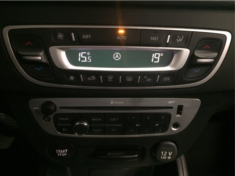 Renault Mégane dCi 110 Expression