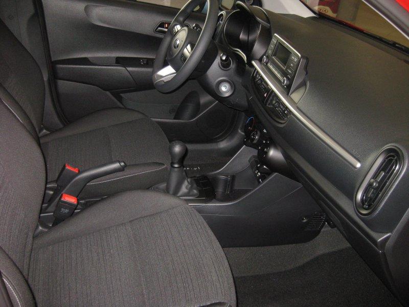 Kia Picanto 1.0 CVVT 66CV CONCEPT JA Concept