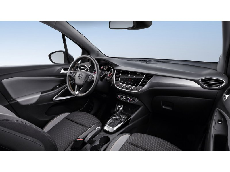 Opel Crossland X Crossland X selective 1.2 81cv Selective