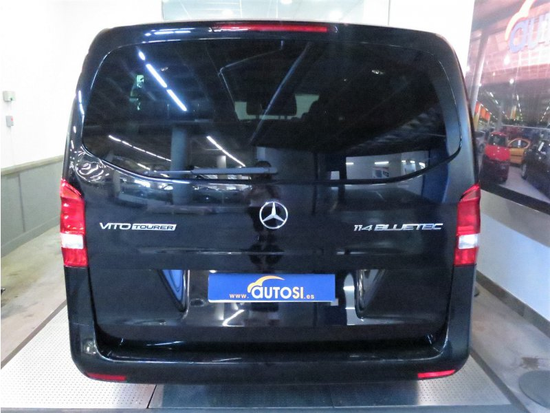 Mercedes-Benz Vito 114 CDI Larga Combi