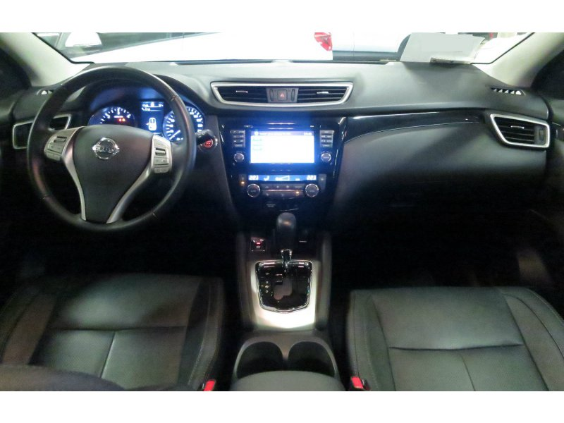 Nissan Qashqai 1.6dCi S&S 4x2 XTRONIC TEKNA PREMIUM