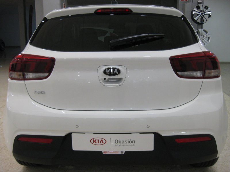 Kia Rio 1.2 CVVT  YB Advanced D. Assistance Tech