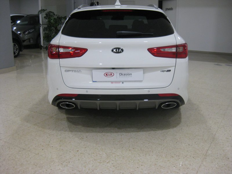 Kia Optima 1.7 CRDI 141 CV Eco-Dynam GT LINE
