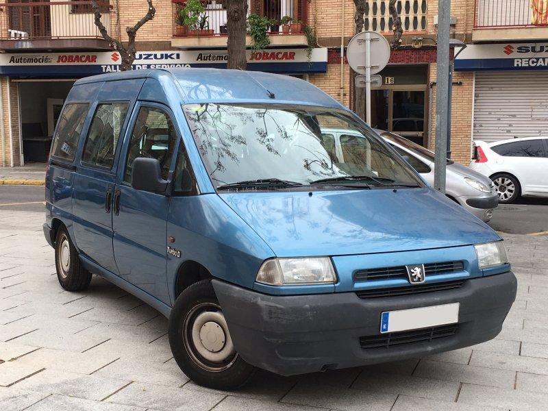 Peugeot Expert 1.9D 220C STANDARD