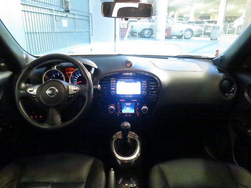Nissan Juke 1.5 dCi 4X2 Ext1 Amarillo TEKNA
