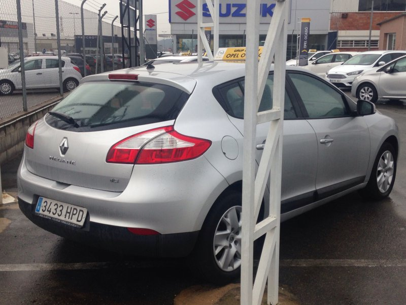 Renault Mégane dCi 90 Business