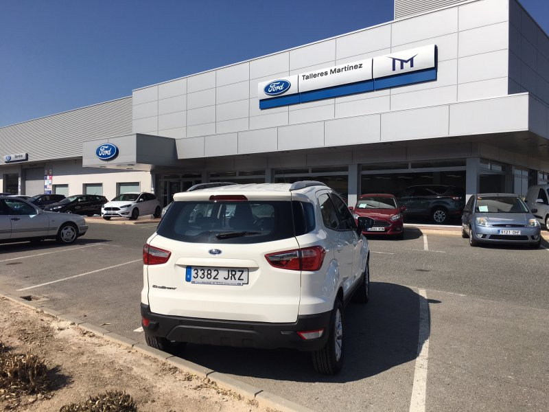 Ford EcoSport 1.5 Ti-VCT 112cv Trend