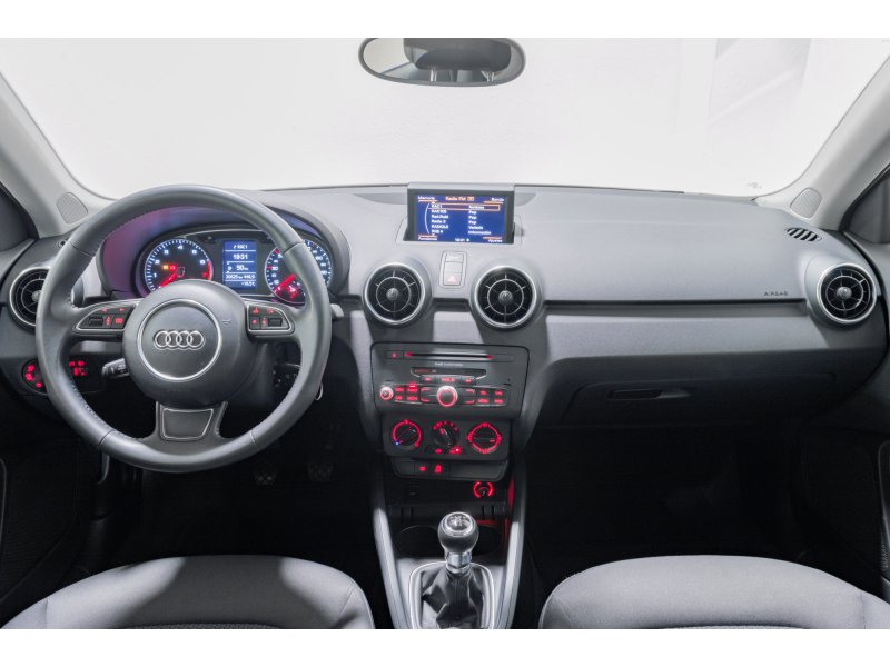 Audi A1 Sportback 1.2 TFSI 86cv Attraction