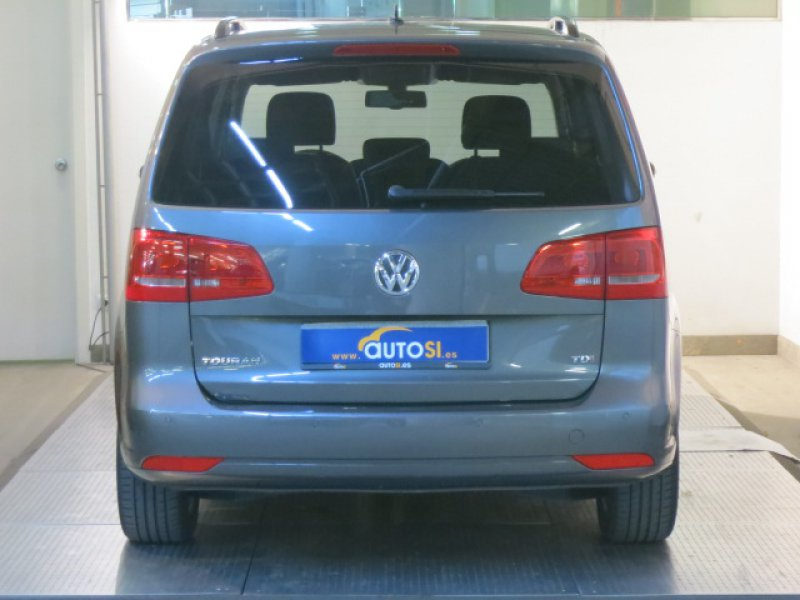 Volkswagen Touran 1.6 TDI 105cv Advance 7 Plz.