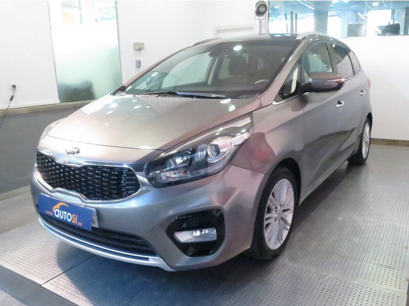 Kia Carens 1.7 CRDi VGT Eco-Dynamics Tech