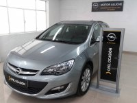 Opel Astra 1.4 Turbo 140 cv Excellence