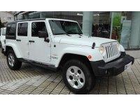 Jeep Wrangler Unlimited 2.8 CRD Sahara